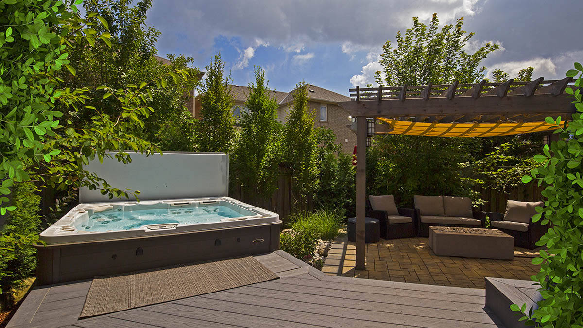Hydropool Self Cleaning Hot Tubs